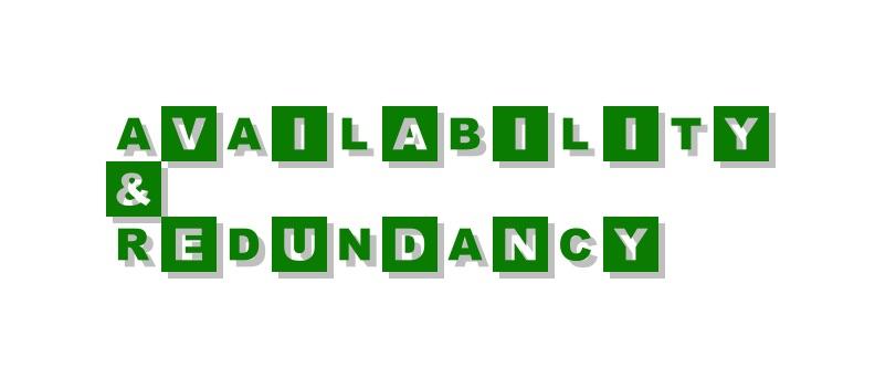 availability & redundancy of zimbra security