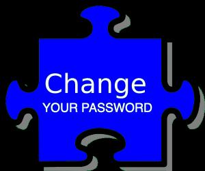 Mengganti Password